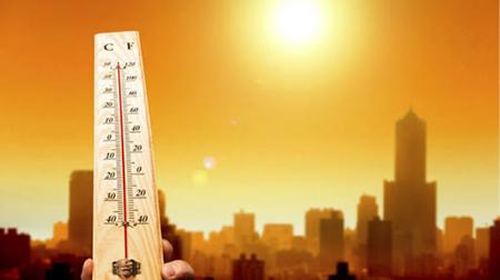 Atenção: está quente e vai piorar ainda mais nos próximos dias