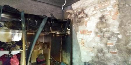 Read more about the article Família perdeu tudo em incêndio e precisa de doações urgentes em Salto