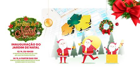 Polo Shopping Indaiatuba apresenta programação de Natal com diversas atrações especiais