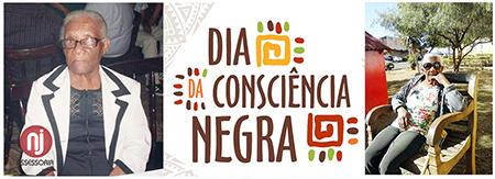 Vó Conceição, com 103 anos, é a melhor representação do Dia da Consciência Negra