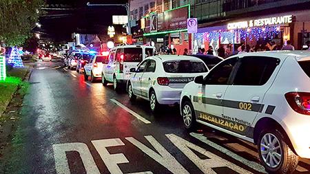 Indaiatuba fiscaliza e autua bares e restaurantes fora das normas sanitárias da Covid-19