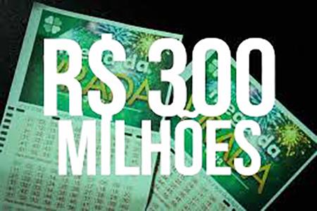 E ai, o que você faria se ganhasse R$ 300 milhões na Mega da Virada?