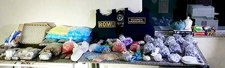 Read more about the article GCM dá um duro golpe no tráfico e prende 3 com mais de 17kg de drogas no Bom Retiro