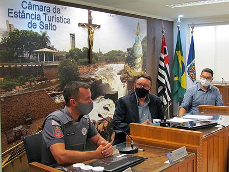 PM de Salto intensifica combate ao som alto na cidade