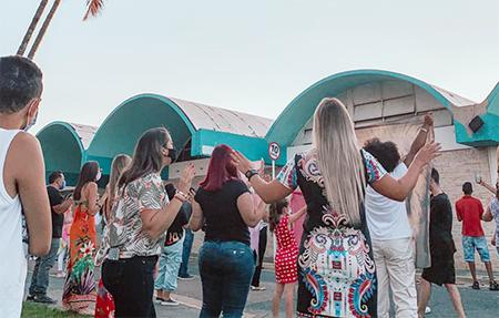 Comunidade Plenitude faz no dia 20 ato de clamor e oração pelo comércio de Salto