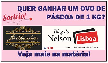 Read more about the article Que tal ganhar um Ovo de Páscoa de 1kg?