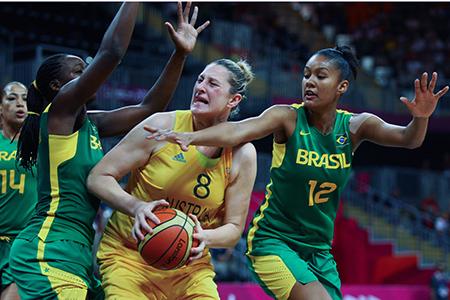 Veja que legal: seleção brasileira de basquete feminino vai treinar em Salto