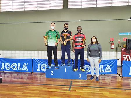 Tênis de Mesa de Itu conquista 5 medalhas em Ranking Paulista
