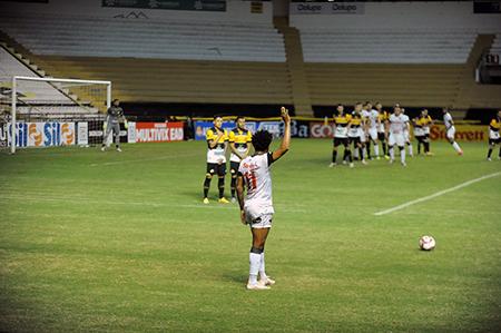 Ituano perde para o Criciúma na estreia do Brasileirão da Série C
