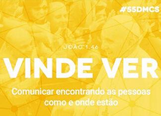 Domingo tem missa do Dia Mundial das Comunicações Sociais na São Benedito