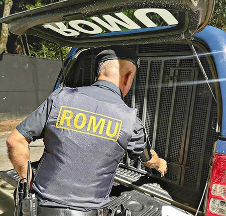 Romu da GCM prende menor com drogas no Santa Cruz, em Salto