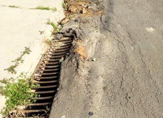 Moradora do Panorama cobra melhorias no asfalto da rua Porto Alegre