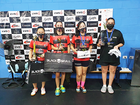 Ituano Tênis de Mesa retorna às competições de olho na 1ª Etapa do Ranking Paulista