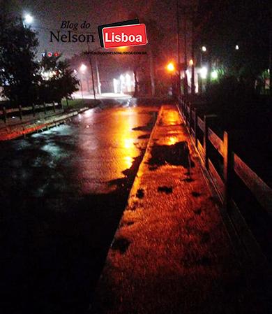 Read more about the article É preciso coragem para cruzar a ponte velha do Tietê, à noite, em Salto