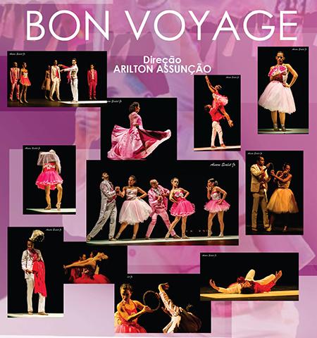 Read more about the article Se você estava com saudades de apresentações de balé em Salto… Bon Voyage