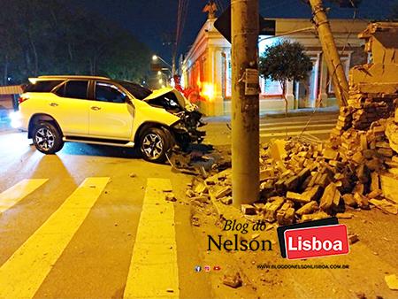 Read more about the article Madrugada e manhã com vários acidentes em Salto
