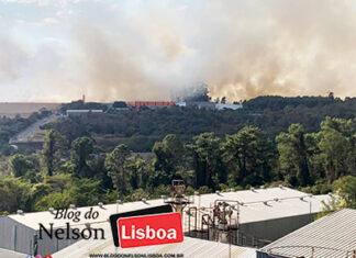 Salto começa terça-feira com mais um grande incêndio