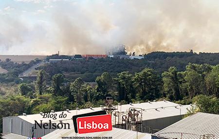 Read more about the article Salto começa terça-feira com mais um grande incêndio
