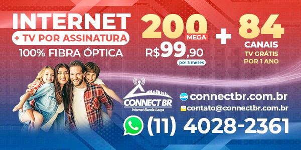 internet de fibra em Salto