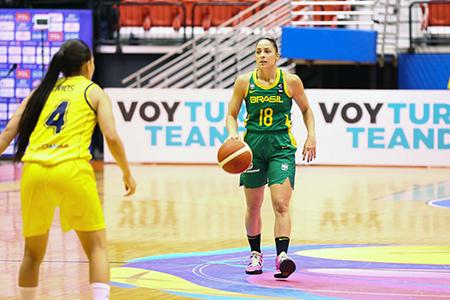 Read more about the article Time do Ituano, que já é a base da seleção de basquete feminino, se reforça com Débora Costa, armadora