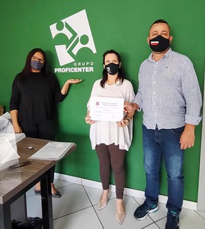 Read more about the article Grupo Proficenter é homenageado pela Câmara de Itu