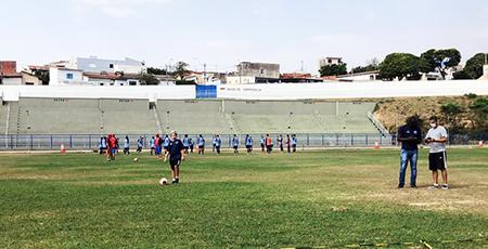 Read more about the article Salto Futebol Clube: o sonho do time profissional de futebol começa oficialmente sábado