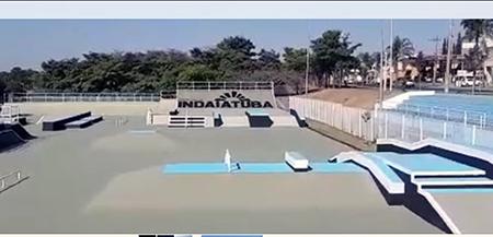Read more about the article Pista de Skate de Indaiatuba, uma das maiores e melhores da região, fica aberta 12h por dia