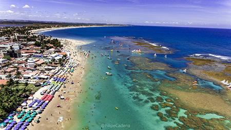 Read more about the article Viajar é preciso: conheça a Pousada Beira Mar, em Porto de Galinhas, uma das praias mais bonitas do mundo