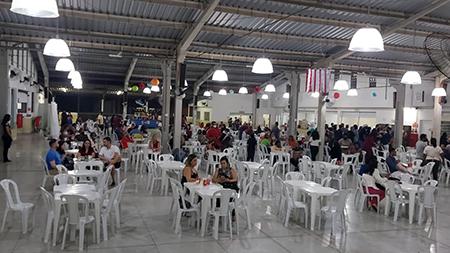 Read more about the article Começou a grandiosa festa em louvor a São Benedito em Salto