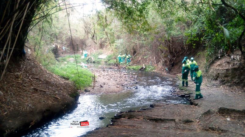 crime ambiental no rio Tietê