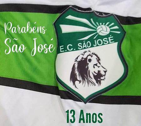 Read more about the article Há 13 anos nascia o poderoso Esporte Clube São José em Salto