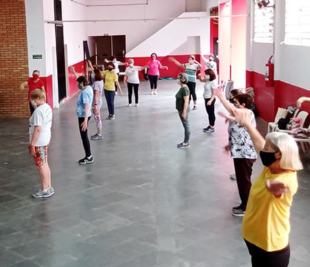 Read more about the article Sindicato dos Metalúrgicos oferece aulas de condicionamento físico