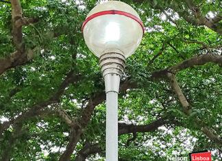 Cidadãos questionam luzes acesas na área do CEC e do Atende Fácil
