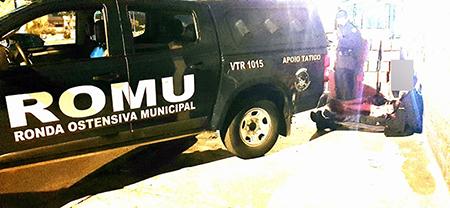 """Read more about the article GCM segue """"batendo pesado"""" no tráfico em Salto"""